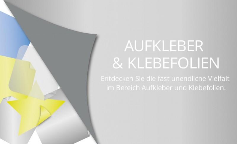 Aufkleber Klebefolien Beyrich Druck Messesysteme Braunschweig