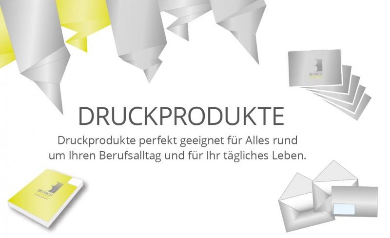 Druckprodukte Beyrich Druck Messesysteme Braunschweig