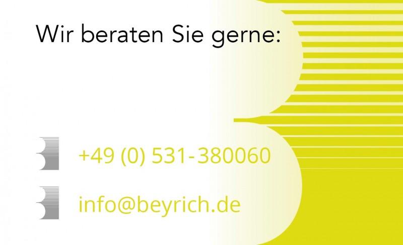 Druckerei Braunschweig Beyrich Druck Messesysteme